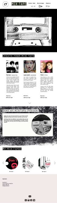 onepager