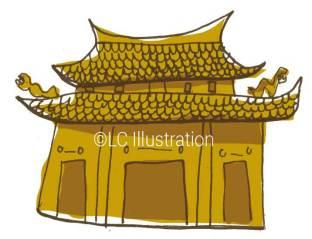 picto_illustration_carte_touristique_temple